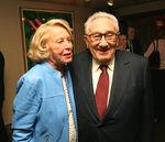 "<a href=""http://www.nypost.com/gossip/liz/liz.htm"">Liz Smith</a> and <a href=""http://nobelprize.org/peace/laureates/1973/kissinger-bio.html"">Henry Kissinger</a>"