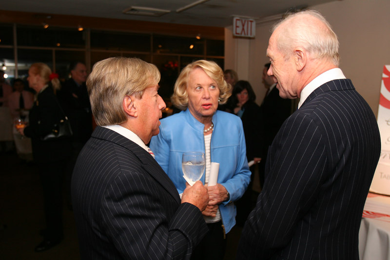 Arnold Scassi, Liz Smith, Peter Brown