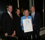 "<a href=""http://www.abcmedianet.com/executive/westin.shtml"">David Westin</a>,<a href=""http://www.sesameworkshop.org/aboutus/inside_management.php#westin"">Sherrie Rollins Westin</a> ,<a href=""http://www.nypost.com/gossip/liz/liz.htm"">Liz Smith</a> and Peter Brown"