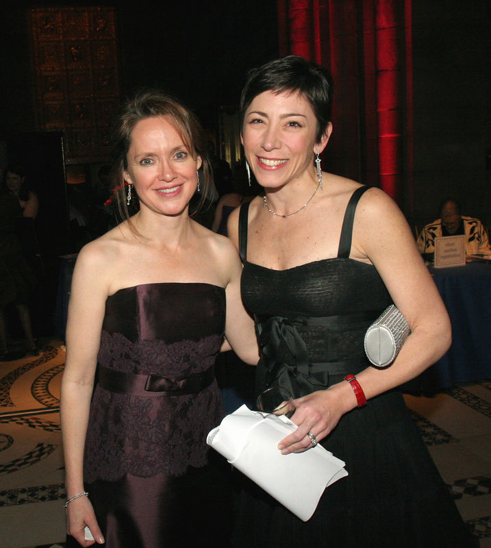 "NEW YORK-MARCH 4: Trisha G. Duval & Elizabeth Fallon  attend NEW YORK JUNIOR LEAGUE'S 54th Annual Winter Ball, ""Circo""  at Cipriani 42nd Street, 110 East 42nd Street, New York City, New York on Friday, March 4, 2006 (Photo Credit: Christopher London/ManhattanSociety.com)"