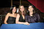 "Noel Bettencourt Momsen, Maria Esposito (Chair of the FUNdraisers committee) & Leigh Bishop Taub NEW YORK-MARCH 4: NYJL Guests attend NEW YORK JUNIOR LEAGUE'S 54th Annual Winter Ball, ""Circo""  at Cipriani 42nd Street, 110 East 42nd Street, New York City, New York on Friday, March 4, 2006 (Photo Credit: Christopher London/ManhattanSociety.com)"