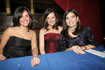 "NEW YORK-MARCH 4: New York Junior League Winter Ball 2005-2006 Volunteers (L-R) Noel Bettencourt Momsen, Jennifer Starrs Harding & Leigh Bishop Taubattend NEW YORK JUNIOR LEAGUE'S 54th Annual Winter Ball, ""Circo""  at Cipriani 42nd Street, 110 East 42nd Street, New York City, New York on Friday, March 4, 2006 (Photo Credit: Christopher London/ManhattanSociety.com)"
