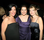 "NEW YORK-MARCH 4: NYJL (L-R)Winter Ball Co-Chair, 2005-2006 Michaela King Roth, Outstanding Volunteer <a href=""http://www.nyjl.org/winterball/npo.jsp?pg=special2"">Mari Terese Dubois</a> & Winter Ball Co-Chair, 2005-2006 Nikki L. Brown attend NEW YORK JUNIOR LEAGUE'S 54th Annual Winter Ball, ""Circo""  at Cipriani 42nd Street, 110 East 42nd Street, New York City, New York on Friday, March 4, 2006 (Photo Credit: Christopher London/ManhattanSociety.com)"