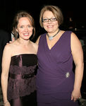 "NEW YORK-MARCH 4: NYJL Trisha G. Duval (Incoming NYJL President, July 1, 2006-June 30, 2008) with current and outgoing President Cynthia A. Cathcart  attend NEW YORK JUNIOR LEAGUE'S 54th Annual Winter Ball, ""Circo""  at Cipriani 42nd Street, 110 East 42nd Street, New York City, New York on Friday, March 4, 2006 (Photo Credit: Christopher London/ManhattanSociety.com)"