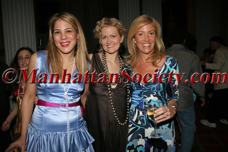 Gilda Acosta, Kristen McGinnis & Caitlin Tashjian