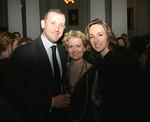 Matt Bergey, Kristen McGinnis, & Emily Sertic