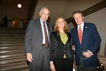 Edmund Duffy, Louise Mirrer & Dan Lufkin