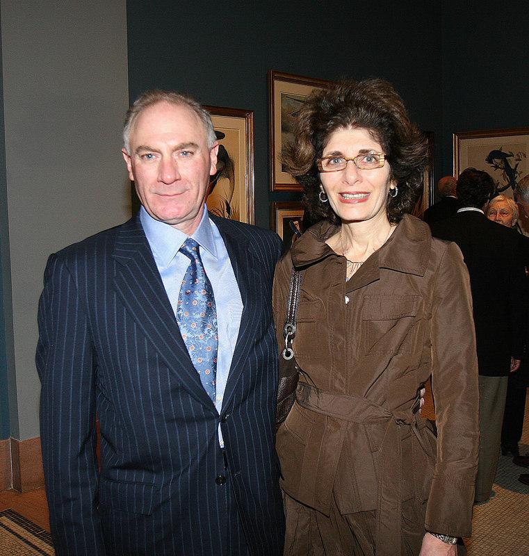 Joel Oppenheimer & Laura Oppenheimer