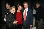 Mary Cronson, Betsy Gotbaum, and Dan Lufkin