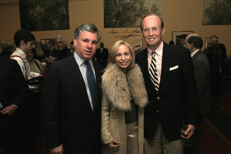 Sylvester Miniter, Gillian Miniter & Mark Gilbertson