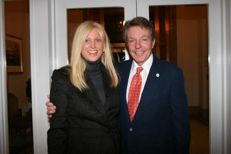 Cynthia Lufkin & Dan Lufkin