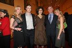(L-R) Krystel Ariel, David Oppenheimer, Laura Oppenheimer, Joel Oppenheimer & Ariel Oppenheimer