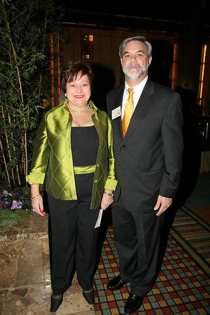 CHCF Director, Elba Montalvo & Board Member, Jose Rivera