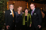 "CHCF Board Member Jose Rivera, Monica Moralies, CHCF Executive Director, <a href=""http://www.chcfinc.org/executive_director.htm"">Elba Montalvo</a> & Bruce Mosler, President and CEO of Cushman & Wakefield, Inc."