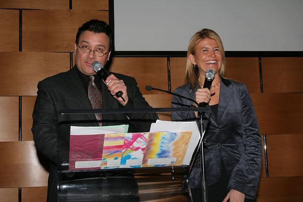 Mario Bosquez & Monica Morales