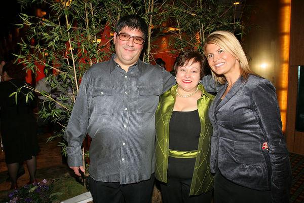 "OLA Executive Chef <a href=""http://www.olamiami.com/"">Douglas Rodríguez</a> ,CHCF Executive Director, <a href=""http://www.chcfinc.org/executive_director.htm"">Elba Montalvo</a> & <a href=""http://www.wnbc.com/meetthenewsteam/5518456/detail.html"">Monica Morales</a>"