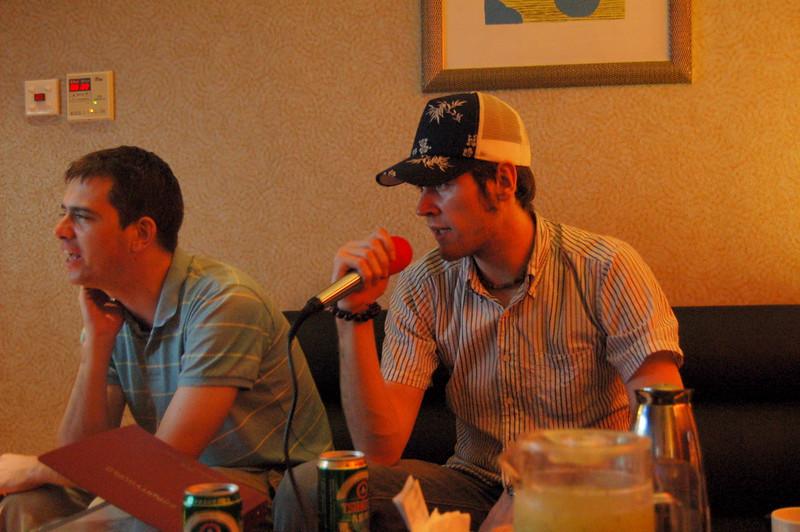 karaoke (thomas   claude)