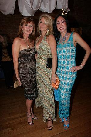 Nicole Miller, Debbie Bancroft & Lucia Won Hwang