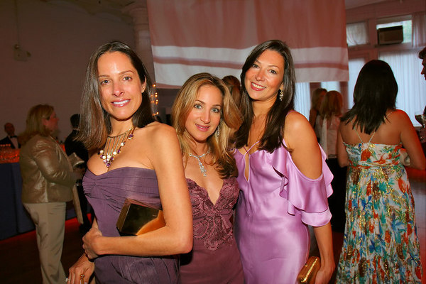Bobette Cohn, Kat Cohen & Lisa Kahan