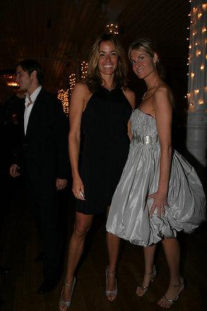 Kelly Bensimon & Marianna Olszewski