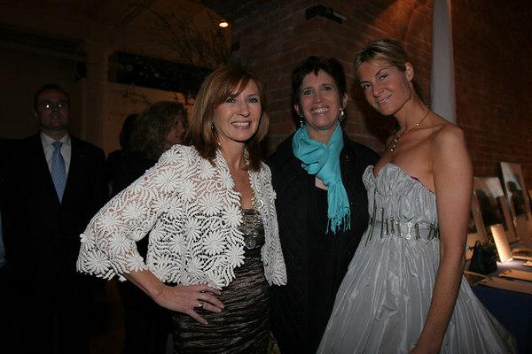 Nicole Miller, Beth Rudin DeWoody & Marianna Olszewski