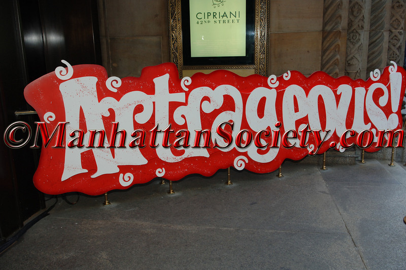 ARTrageous 2006 at Cipriani 42nd St