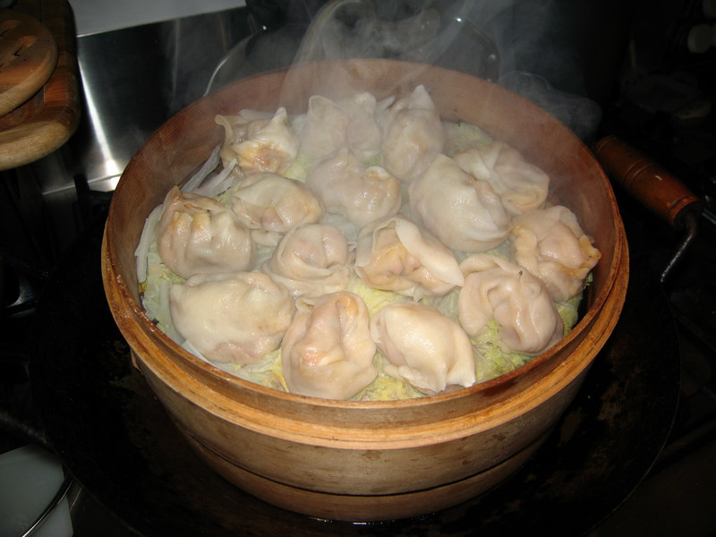 home made dumplings