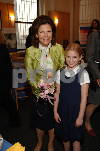 Inwood House Royal Visit from Her Majesty Queen Silvia of Sweden