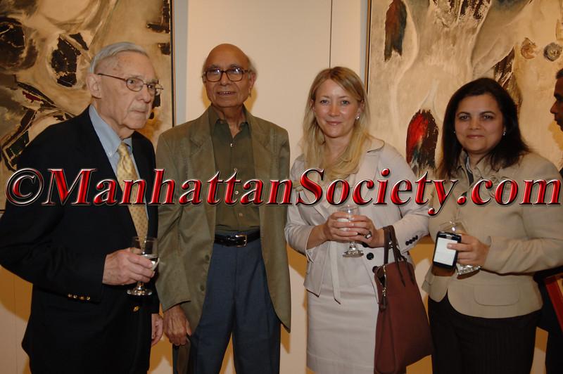 Tom Keehn,Bal Chhabda, Jana Bullock , Mrs. Charugundla