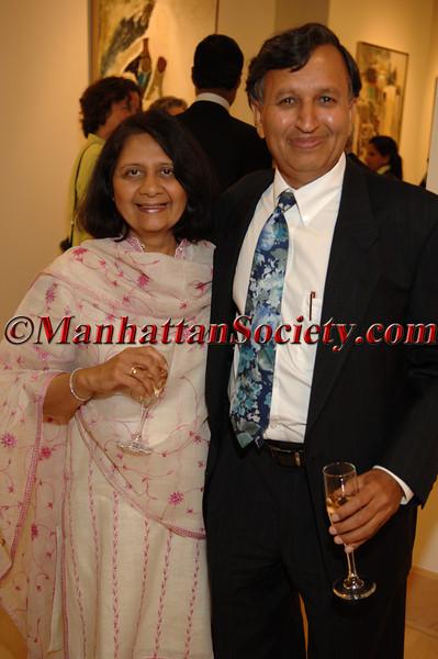 Renu Shah & Praful Shah