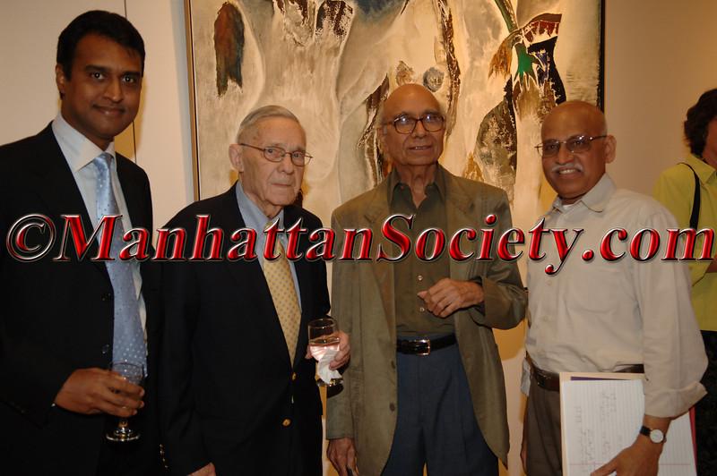 Kent Charugundla, Tom Keehn, Bal Chhabda, Rha Rangarhaan