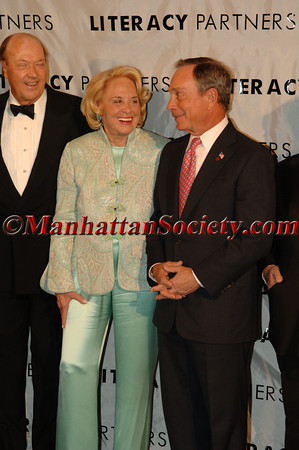 Liz Smith, Mayor Michael Bloomberg