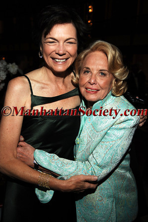 Diana Taylor & Liz Smith