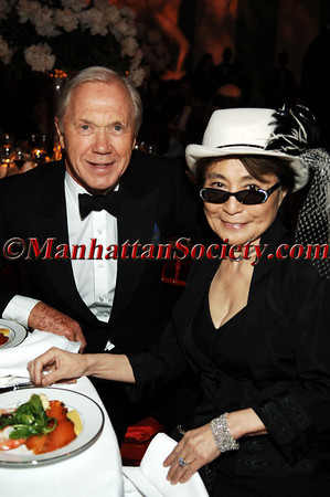 Peter Brown & Yoko Ono