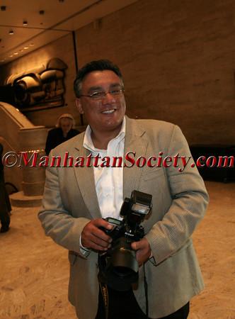 Manhattan Society photographer Gregory Partanio