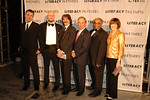 Michael Cunningham, Augusten Burroughs, Rich Prestia, Mayor Michael Bloomberg, Wallace Murray & Nora Ephron