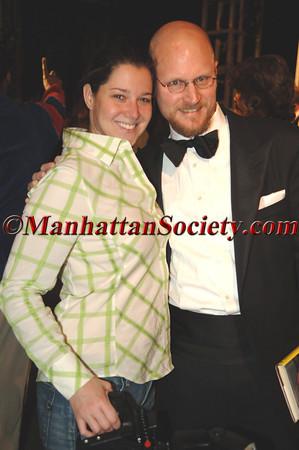 Julie Stark & Augusten Burroughs