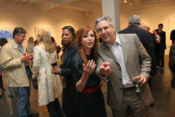 SHINE GLOBAL FUNDRAISER at Sara Tecchia Roma New York Gallery