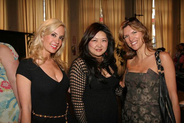 Tracy Stern, Susan Shin & Cathy Riva