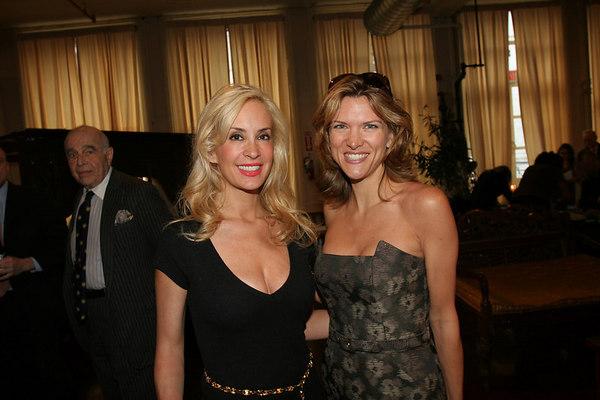 """<a href=""""http://www.tracystern.com"""">Tracy Stern</a> & Cathy Riva"""