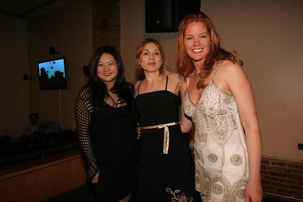 Susan Shin, Valerie Smaldon & Mona Wyatt