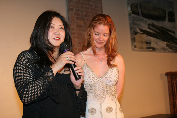 Susan Shin & Mona Wyatt