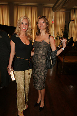 Tracy Stern & Cathy Riva