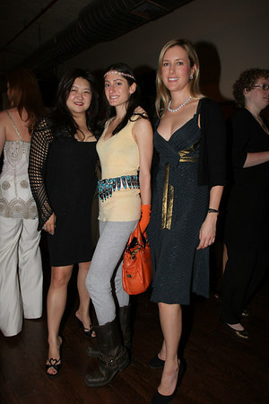 Susan Shin, Arden Wohl & Christine Cachot Williams