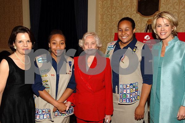 Girl Scouts 31st Annual Tribute 022