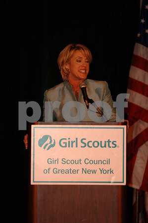 Girl Scouts 31st Annual Tribute 081