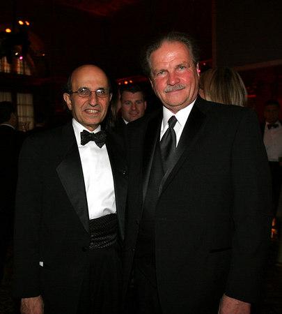 Chancellor Joel I. Klein & Poul Jensen