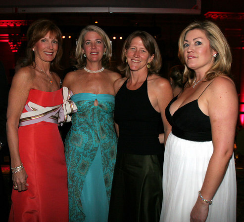 Georgia Wall, Tracy Rutherford, Melissa Thompson & Heather McViegh