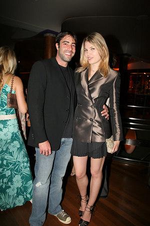 Steven Marcus and Tijiana