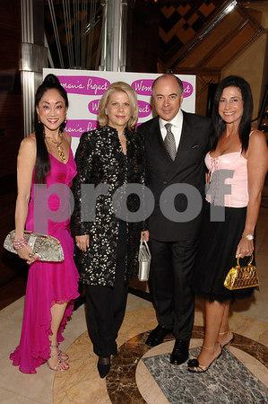Lucia Hwong Gordon , Francine LeFrak ,Rick Friedberg, Donna Soloway